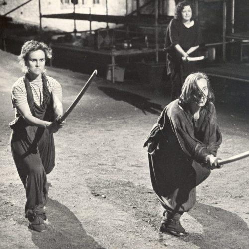 Raivoisat Ruusut 1988, prinssi veljekset Eetu ja Riku