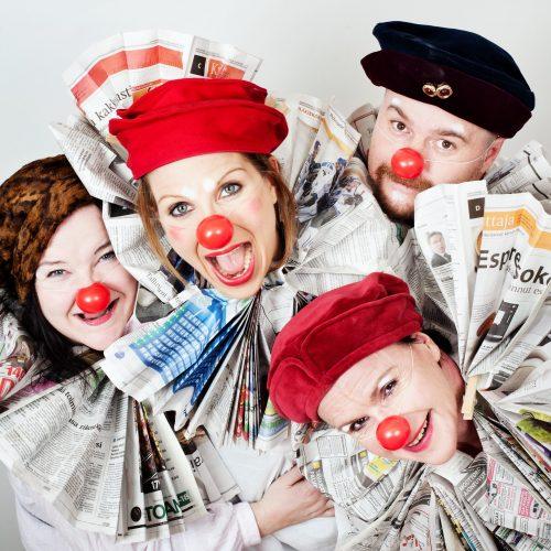 Renessanssin 4 Ässää 2012, kuva Mika Haaranen